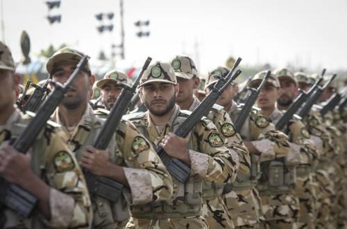 Ecco tutti i segreti dei Pasdaran: la forza d'élite degli ayatollah