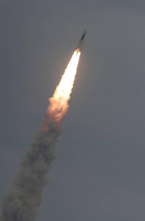 India, al via missione lunare Chandrayaan-2 3
