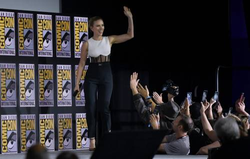Scarlett Johansson, le foto più belle 2