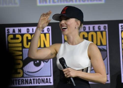 Scarlett Johansson, le foto più belle 6