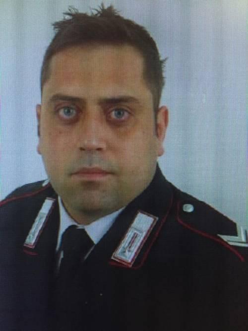 """Carabiniere ucciso, commento choc di una prof: """"Uno in meno"""""""