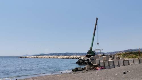 Napoli, il mare negato di San Giovanni a Teduccio 3
