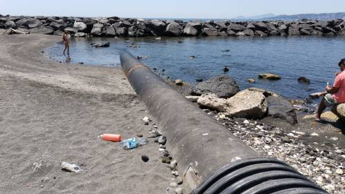 Napoli, il mare negato di San Giovanni a Teduccio 5