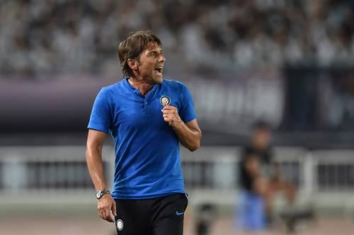 """Conte: """"Zhang un visionario che vuole riportare in alto l'Inter"""""""