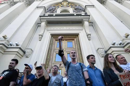 Mosca, 638 manifestanti anti Putin sono stati arrestati 6