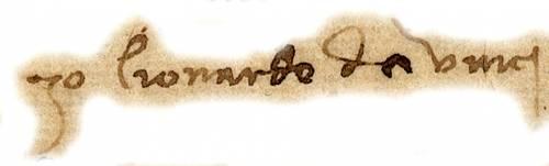 I segreti della scrittura di Leonardo Da Vinci