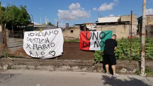 Carabiniere ucciso a Roma, l'ultimo saluto a Somma Vesuviana 2