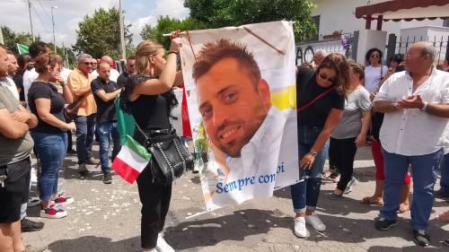 Carabiniere ucciso a Roma, l'ultimo saluto a Somma Vesuviana 3