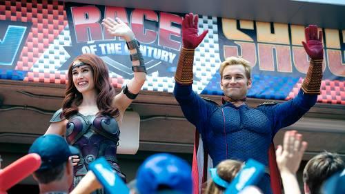The Boys, quando i supereroi sono supercattivi