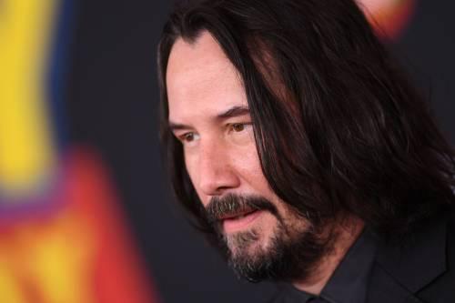 Keanu Reeves, sorpresa a casa dei fan