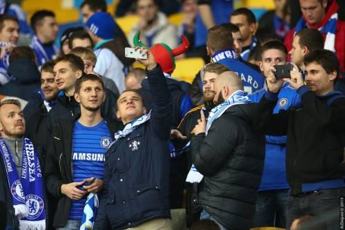 Il Chelsea esclude a vita dallo stadio un tifoso razzista