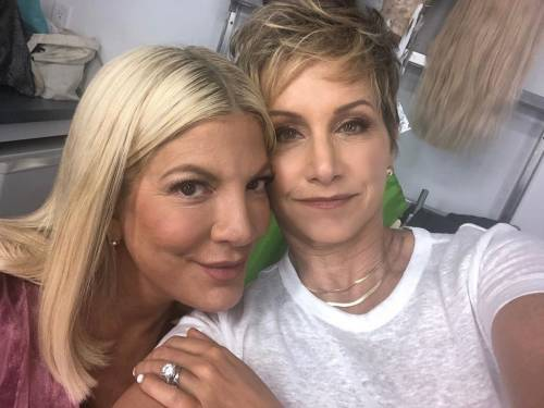 Gabrielle Carteris nei guai: Andrea di Beverly Hills 90210 accusata di truffa