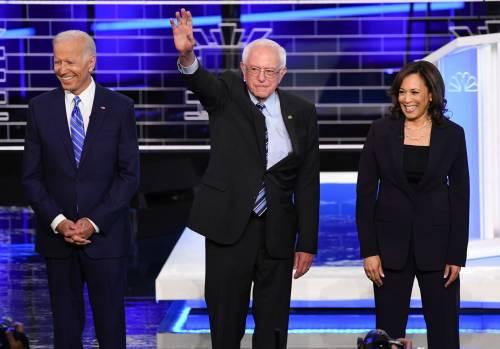 Democratici sul ring: i più anziani e di sinistra vincono sui moderati
