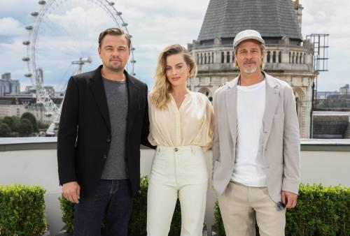 """""""C'era una volta a Hollywood"""", le foto della première a Londra"""