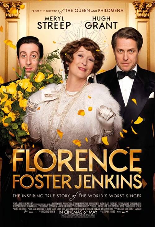"""""""Florence"""", ecco la vera storia della cantante più stonata al mondo"""