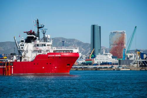 Ocean Viking, ecco la nuova nave delle Ong 5