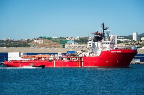 Malta annuncia lo sbarco dei migranti di Ocean Viking