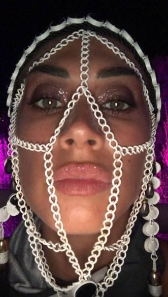 Melissa Satta versione festish, le foto social del suo look bollente  3