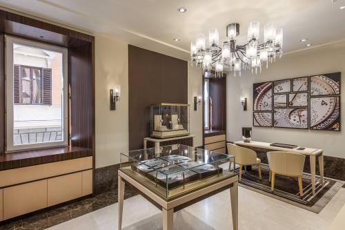 Patek Philippe apre la boutique nella Capitale, con Hausmann & Co.