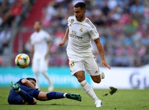 Il Real Madrid è preoccupato: Hazard involuto e sovrappeso
