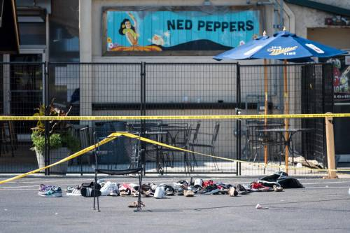 Stragi Usa, il killer di Dayton era un estremista di sinistra