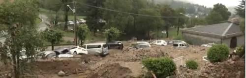 """Frana nel Lecchese, il sindaco: """"Il governo ci dia lo stato di calamità"""""""