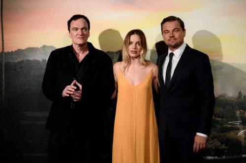 Margot Robbie sul red carpet per Tarantino: foto 3