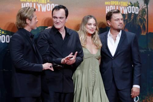 Margot Robbie sul red carpet per Tarantino: foto 2
