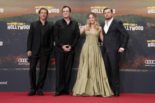 Margot Robbie sul red carpet per Tarantino: foto 7