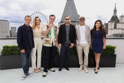 Margot Robbie sul red carpet per Tarantino: foto 5