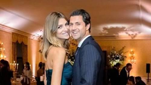 Cristina Chiabotto e Marco Roscio in pre-luna di miele romantica in Sardegna