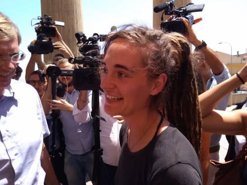 Carola ha dato un passaggio anche a tre torturatori libici