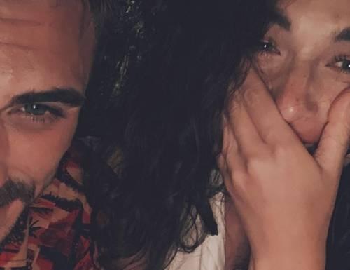 Francesco Monte, prima foto social con Isabella (e cancella le foto con Giulia Salemi)