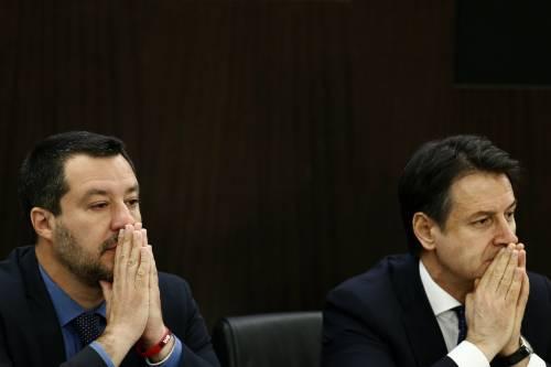 """""""Ora Mes digeribile"""". Ma Salvini accusa Conte: """"Ignorante o in malafede"""""""