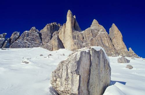 Bye bye ghiacciai alpini fra 60 anni spariranno