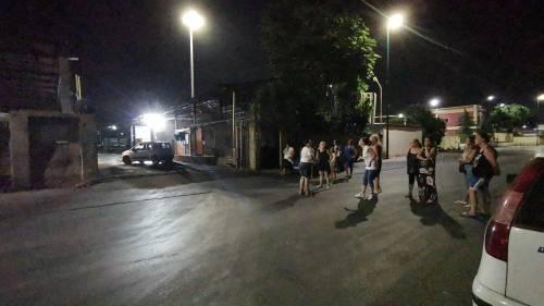 Napoli, donne di nuovo in strada contro il sito di stoccaggio dei rifiuti 5