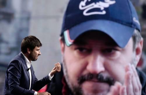 """""""Vaffa..."""", """"Vomito"""", """"Cazz..."""". Via libera all'odio 5s su Salvini"""