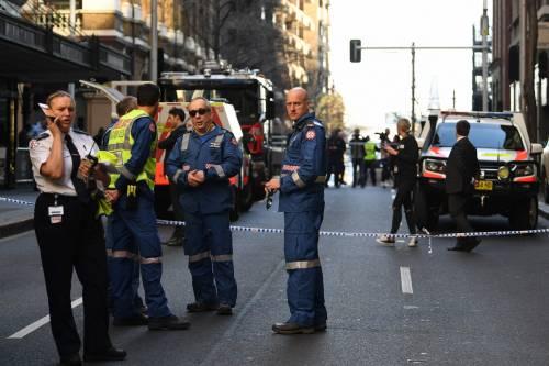 Attacco con coltello a Sydney: morta una donna 3