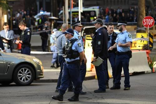 Attacco con coltello a Sydney: morta una donna 5