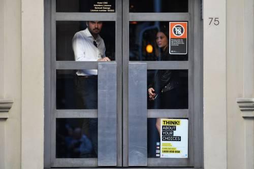 Attacco con coltello a Sydney: morta una donna 7