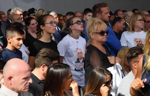 Genova, la commemorazione delle vittime del crollo ponte Morandi 3