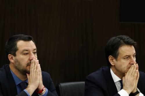 Ma io tifo per Salvini: non si poteva andare avanti così
