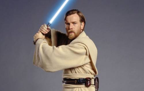 Star Wars, Ewan McGregor torna ad essere Obi-Wan Kenobi