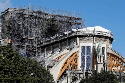 L'incendio di Notre Dame de Paris diventerà una miniserie