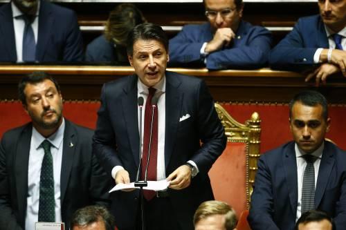Crisi di governo, la gestualità di Matteo Salvini 7