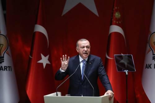 La Turchia pronta a invadere la Siria