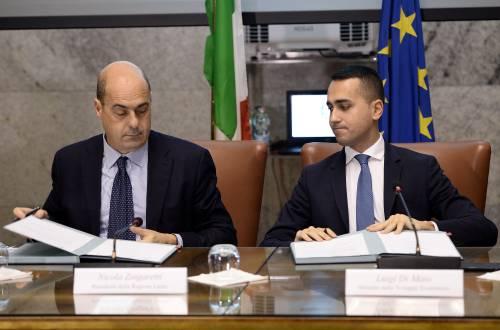 Il complotto contro Berlusconi e il silenzio colpevole di 5s e Pd