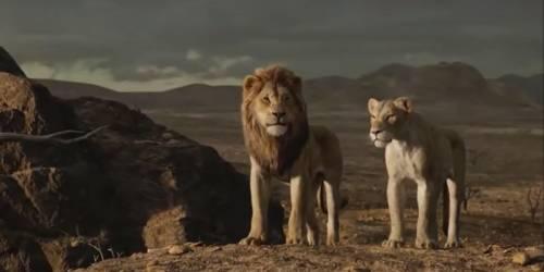 """""""Il Re Leone"""" di oggi è visivamente sbalorditivo ma meno magico"""