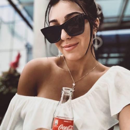 Sarah Garcia rapisce i suoi follower su Instagram 11