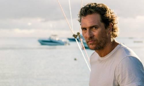 Matthew McConaughey da attore diventa professore
